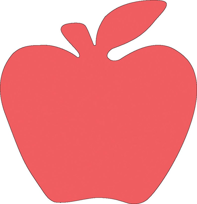 Apple Sticky Notepad