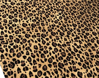 Cheetah Print Table Runner: Accent Table Mat Or Runner Ideal For Safari  Party, Jungle Party, Jungle Babies Animal Print