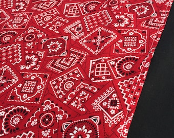 Western PartyTable Runner:  Accent Table Mat or Runner Ideal for a Western or Cowboy Party