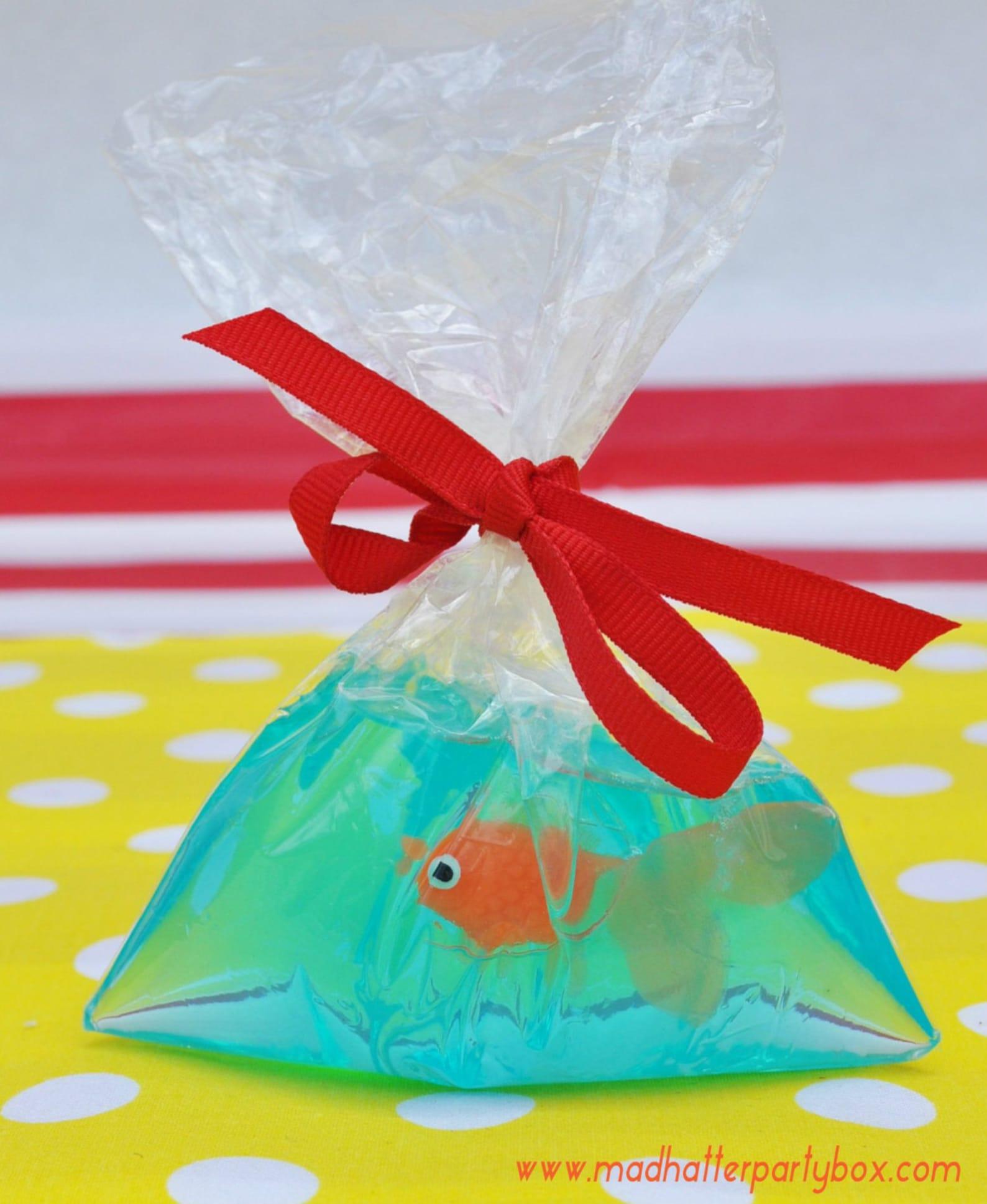 Fish Soap Party Favors