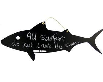 Shark Chalkboard