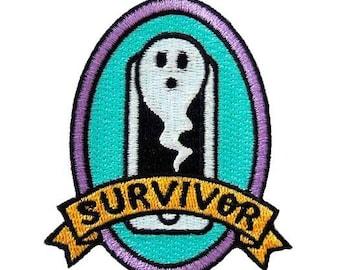 Survivor Iron-on Patch