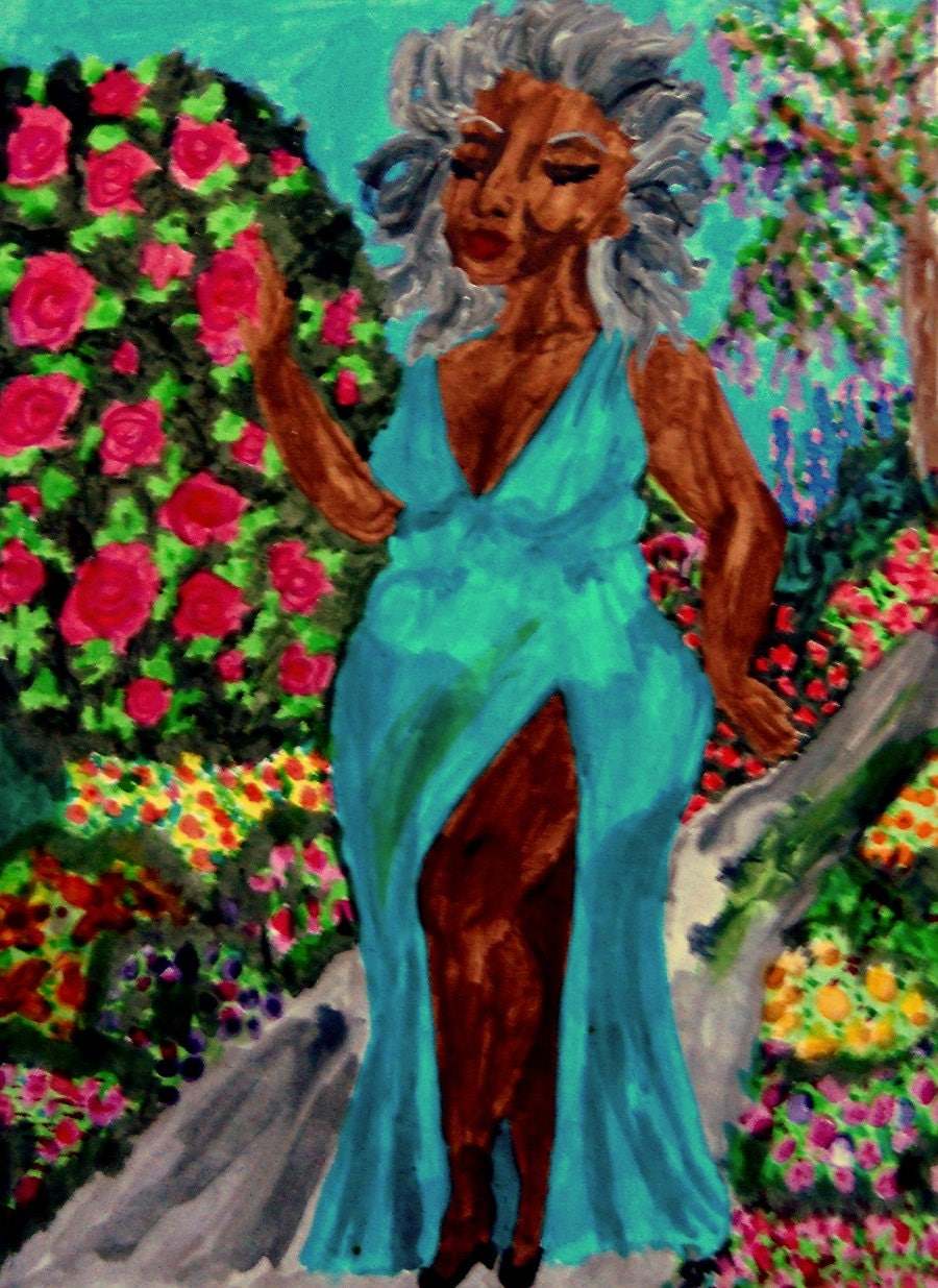 Black History Culture Painting Art Cover