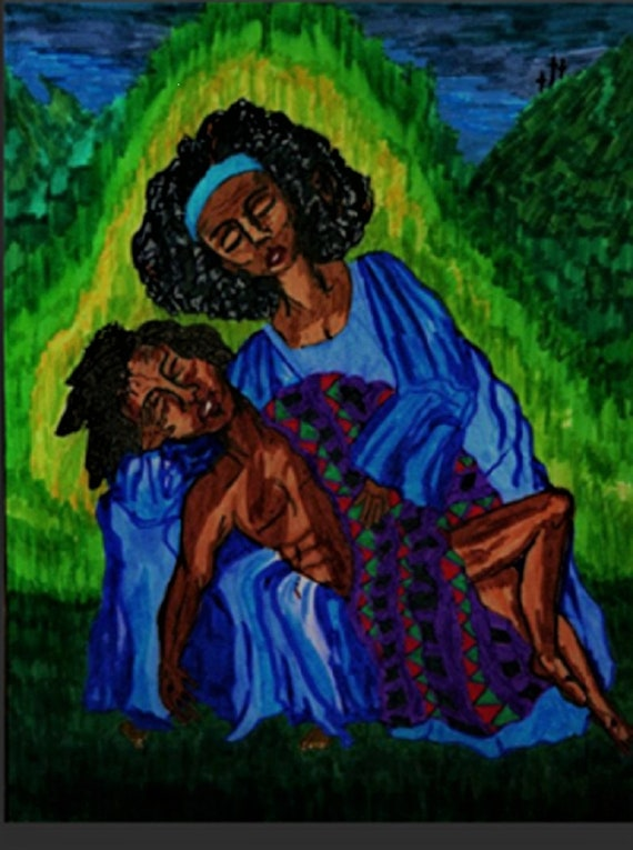 PIETA 2 -- My Son Has Died - Downloadable instant digital file