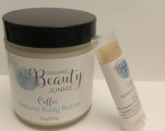 Body Butter, Vegan Lip Balm, Gift for Mom, Thinking of You Gift