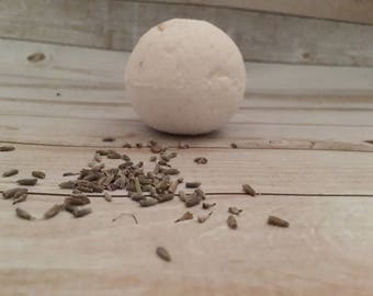 Natural Bath Bomb, Self Care Gift, Mother's Day Gift,Organic Bath Bomb
