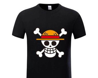 One Piece T shirt 2017 Fashion Japanese Anime