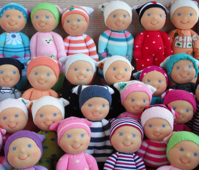 Waldorf Toys - Buy 3 Get 1 Free - Waldorf baby dolls, Custom dolls,  Personalized rag dolls, Natural stuffed toys for any child of any age