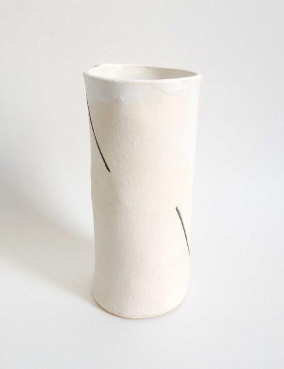 Hand Built Ceramic Vase 4