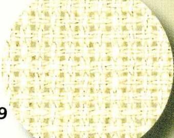 10ct Cream Tula Fabric Fat Quarter 10-count Cream Tula Fabric 399199