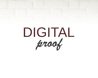 Digital Proof File