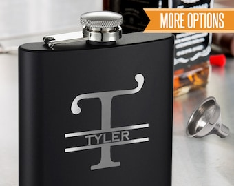 PERSONALIZED FLASKS
