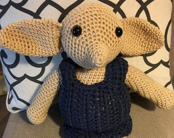 House Elf crocheted