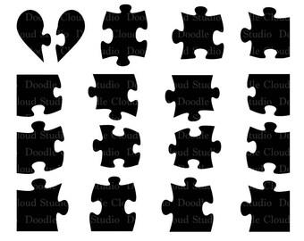 Puzzle Etsy