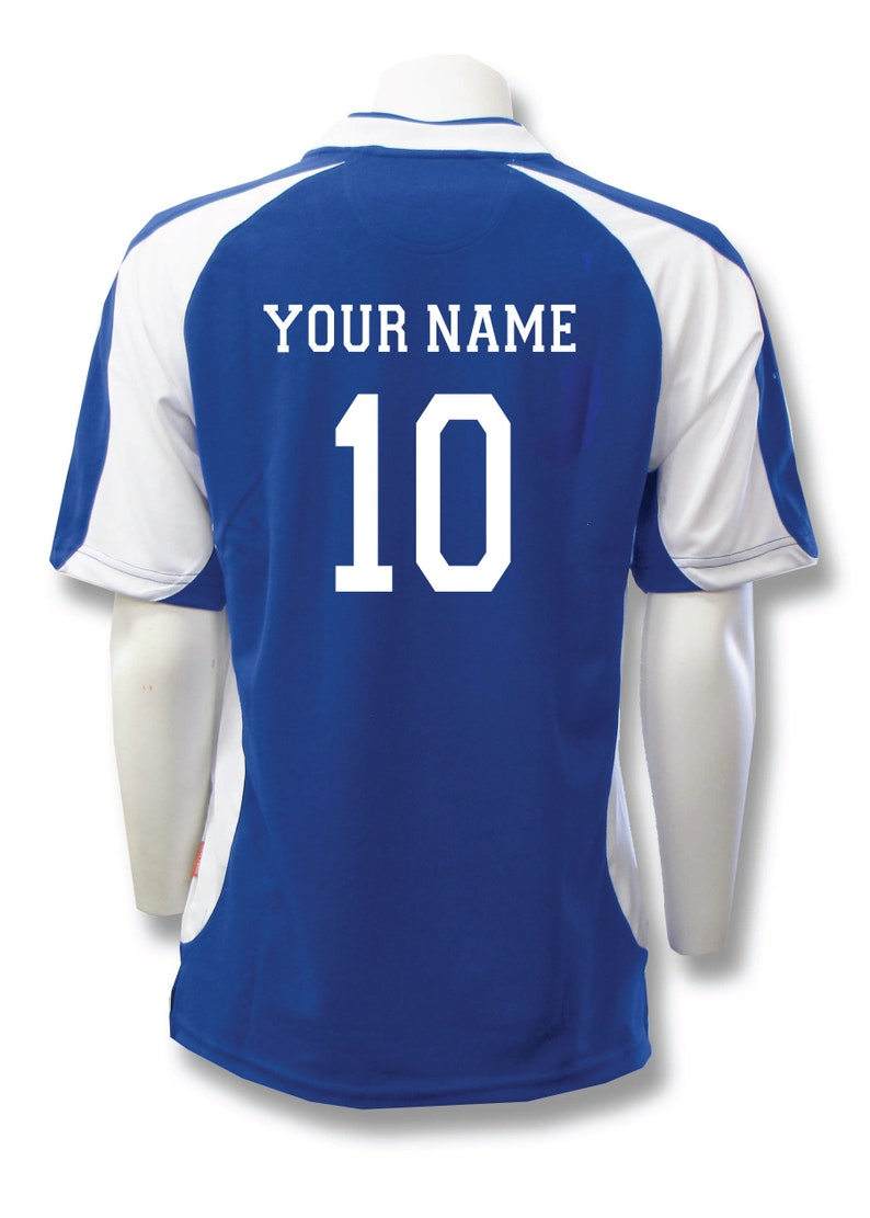 b614300c1a4 Sweeper Soccer Jersey Personalized with Your Name and Number