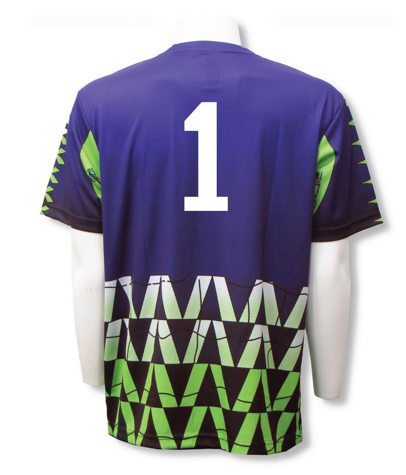 3b367fb69 Diadora Fresco short-sleeve goalkeeper jersey personalized