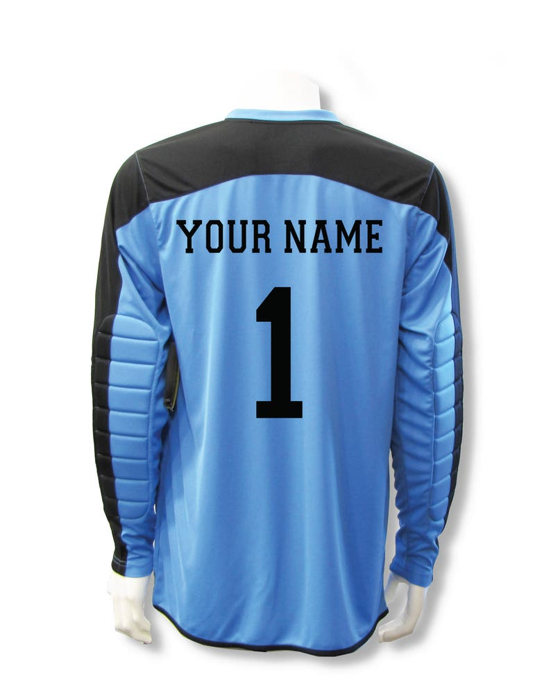 83f22c73923 Diadora Enzo goalkeeper jersey personalized with your name and