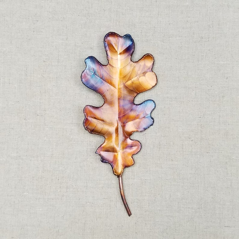blattform eichenblatt