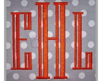 Engraved Monogram Set 1 5 2 2 5 3 | Etsy