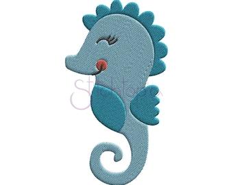 seahorse design etsy