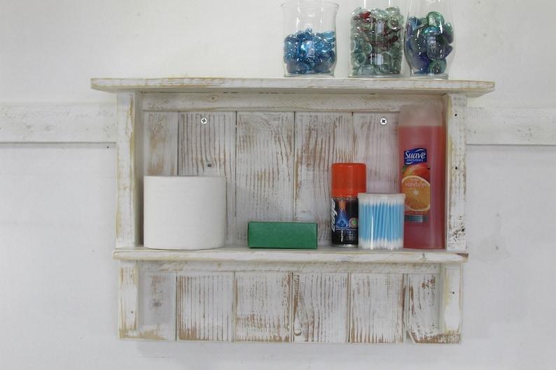 Badezimmer Lagerung Handtuch Aufbewahrung Regal Badezimmer | Etsy