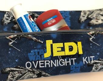 Jedi Overnight Kit Zipper bag pouch