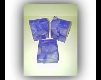 Lavender Crystals Soap
