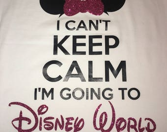 Customized Kids Disney Shirts