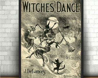 halloween witch etsy