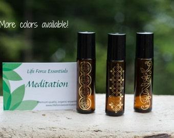 Meditation - Essential oil roll on