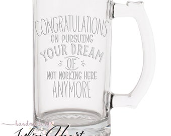 INSTANT PIRATE JUST ADD RUM Frosted Glass funny novelty joke dad grandad uncle birthday christmas pitcher tankard Beer Stein 16oz