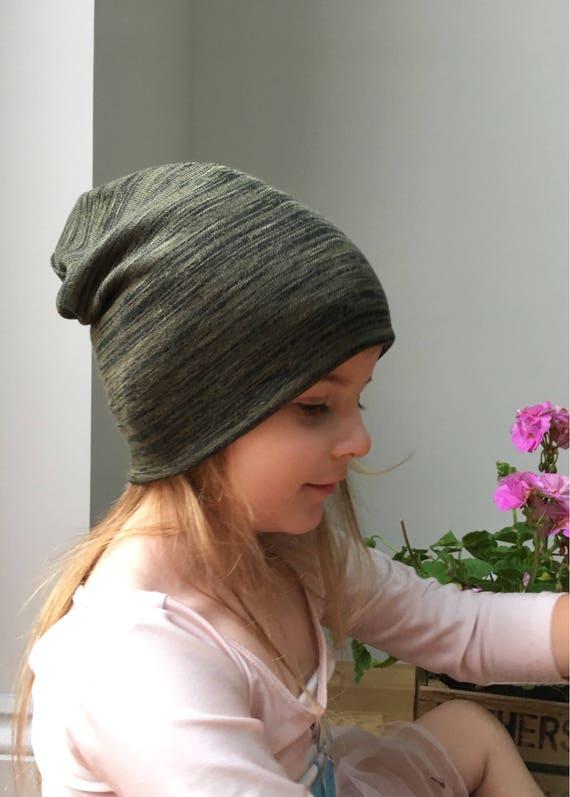 3a0444011b9 Olive green beanie hat   baby beanie hat   kids knit beanie