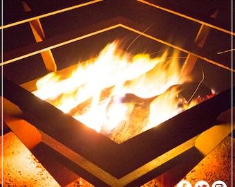 Fire Pits & Wood