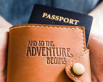 7801252fba40 Passport Cover Travel Passport Personalized Cover... Custom Personalized  gift Leather Passport Lover Passport Holder Sale Gift for Men Cover
