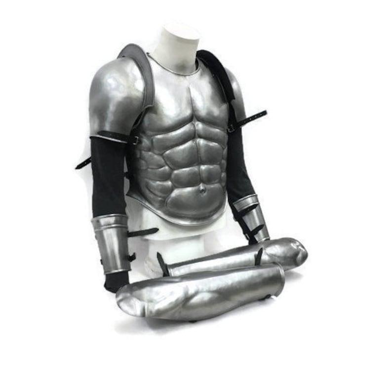Larp Armor, Greek muscle polyurethane armour set
