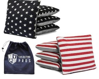 8e372fc60267 American flag bag | Etsy