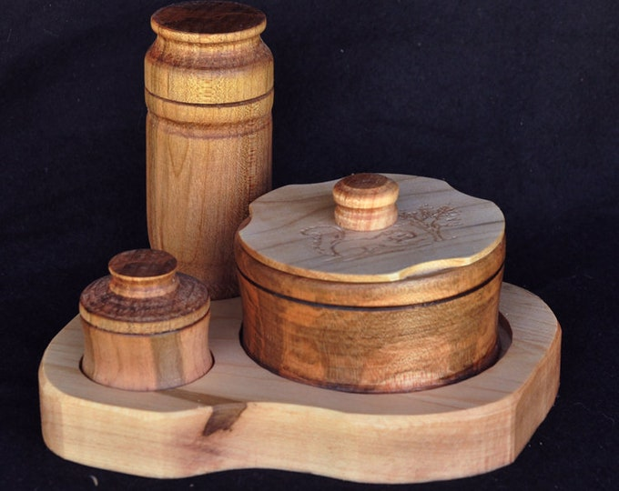 Ambrosia maple wood collection