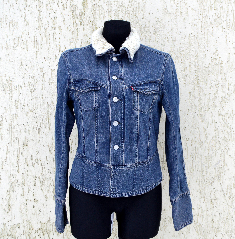 UK Women Casual Ripped Denim Coat Hipster Biker Jeans Jacket Boyfriend Outerwear