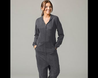 Monogrammed Adult Onesie Pajamas- Comfy and Adorable! Great Gift!!! 8bcd1c4bd