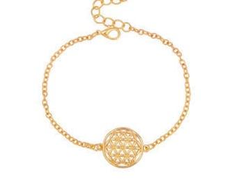 Late luck bracelet flower of life