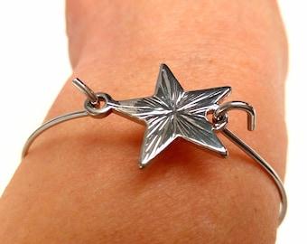 Star brass rush bracelet