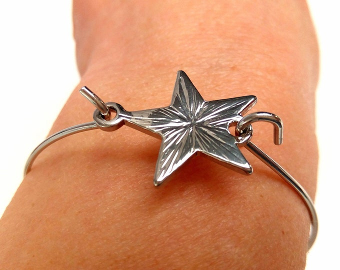 Star brass rush bracelet