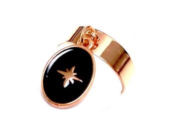OnYX epoxy enamel ring