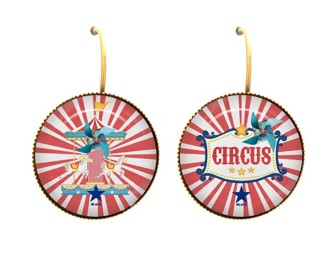 Cabochon sleepers dissociated circus