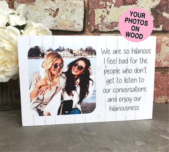 Best Friend Birthday Gift Hilarious Friends Personalised