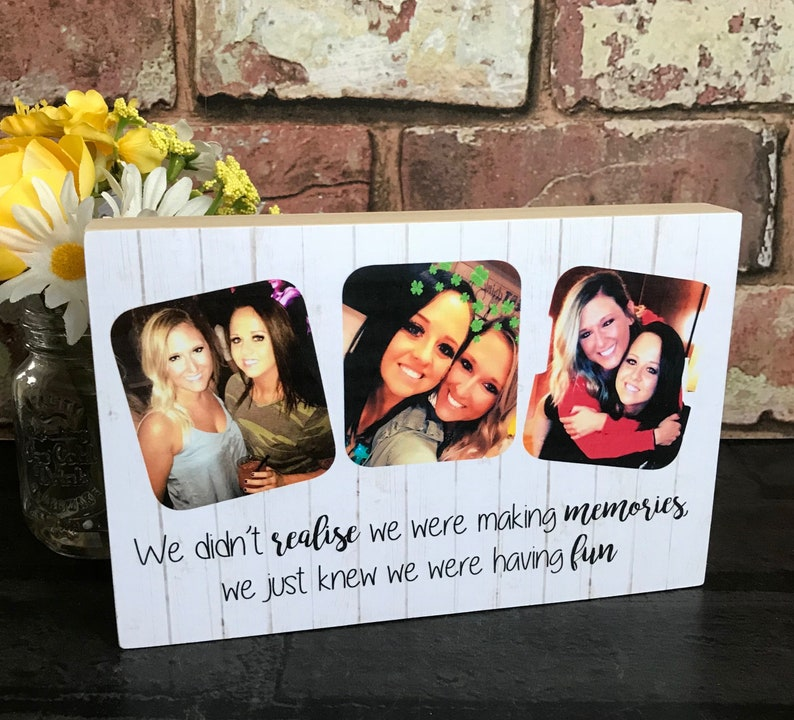 Best Friend Birthday Gift Personalised