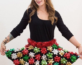 Ugly Christmas Sweater Dress Etsy
