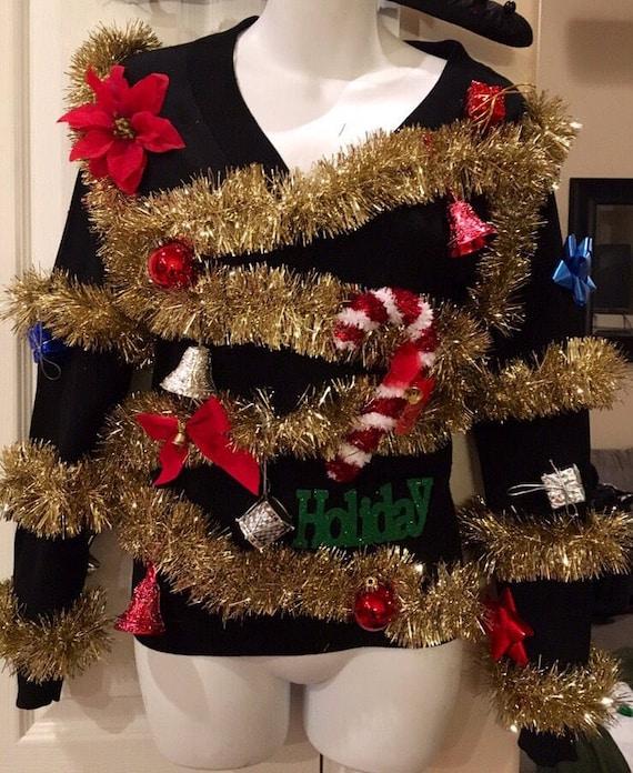 Ugly Christmas Tree.Ugly Christmas Sweater Ugly Christmas Tree Sweater 3d Womens Ugly Christmas Sweater Ugly Christmas Sweater Party