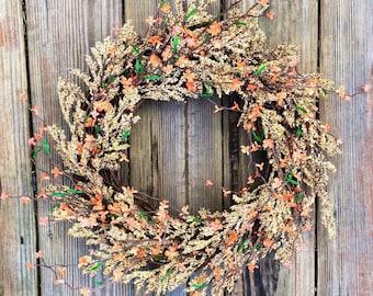 Great Summer Door Wreath, Front Door Wreath, Summer Wreath, Door Wreath, Wreath,