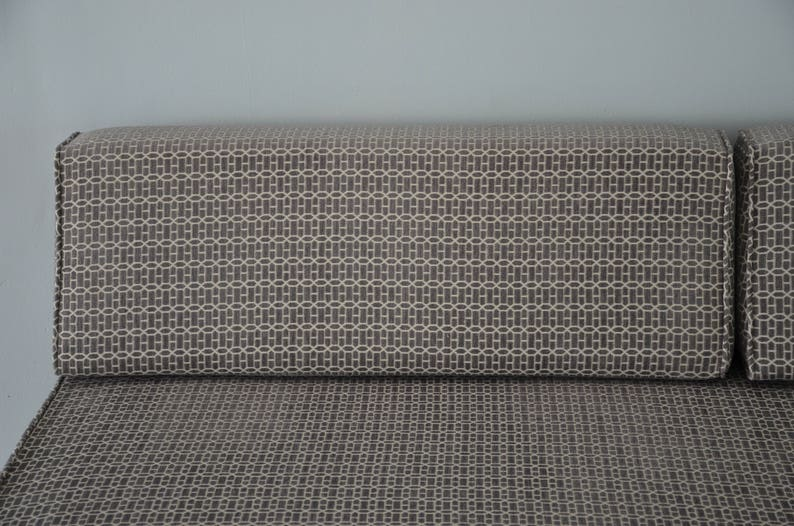 Daybed Fitted Cover twin COMPLETE SET. Gateway Chenille | Etsy